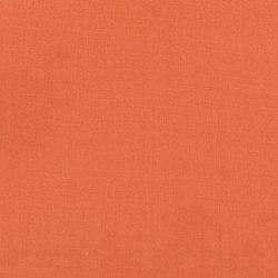 Brera Lino III Fabrics | Brera Lino - Persimmon | Curtain fabrics | Designers Guild