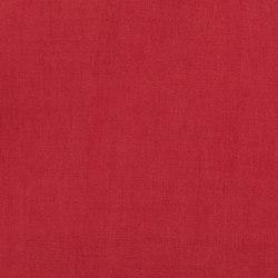Brera Lino III Fabrics | Brera Lino - Scarlet | Curtain fabrics | Designers Guild