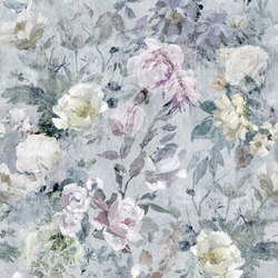 Jardin Des Plantes Fabrics   Marianne - Viola   Curtain fabrics   Designers Guild