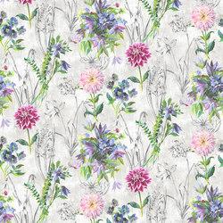 Jardin Des Plantes Fabrics | Saunier - Peony | Curtain fabrics | Designers Guild