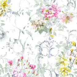 Jardin Des Plantes Fabrics   Saverne - Camellia   Curtain fabrics   Designers Guild