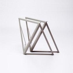 Steel Stand - quartz grey | Tréteaux | NEO/CRAFT