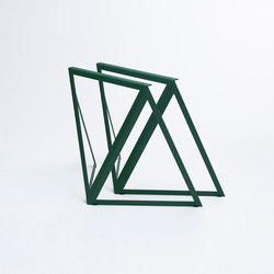 Steel Stand - moss green | Cavalletti | NEO/CRAFT