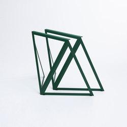 Steel Stand - moss green | Tréteaux | NEO/CRAFT