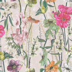 Jardin Des Plantes Fabrics | Masson - Fuchsia | Curtain fabrics | Designers Guild
