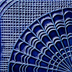 Gaudí Tile Cobalt | Ceramic tiles | Mambo Unlimited Ideas
