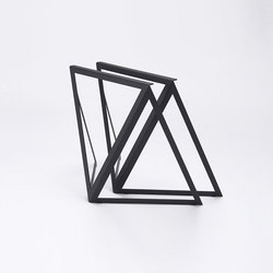 Steel - stand jet black | Tréteaux | NEO/CRAFT