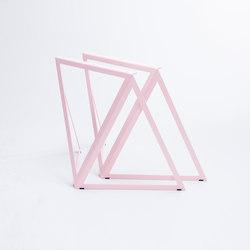 Steel - stand rosé | Tréteaux | NEO/CRAFT