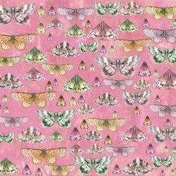 Jardin Des Plantes Fabrics | Charonda - Rose | Curtain fabrics | Designers Guild