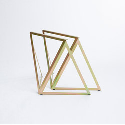 Steel Stand gold galvanized | Trestles | NEO/CRAFT