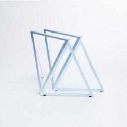 Steel Stand - silver galvanized | Tréteaux | NEO/CRAFT