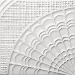 Gaudí Tile White | Piastrelle | Mambo Unlimited Ideas