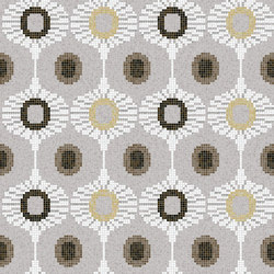 Decor New Classic | Enchanted Taupe 15x15 | Mosaïques | Mosaico+