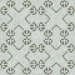 Decor New Classic |  Messico Bianco 20x20 | Mosaïques | Mosaico+