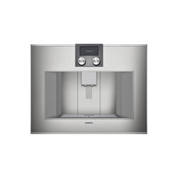 Cafetera automática integrable Serie 400 | 470/450 | Coffee machines | Gaggenau