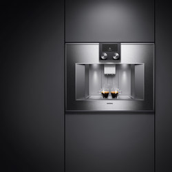 Espresso-Vollautomat Serie 400 | CM 470/450 | Kaffeemaschinen | Gaggenau