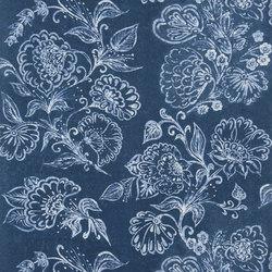Rufolo Fabrics | Philippine - Woad | Tessuti tende | Designers Guild