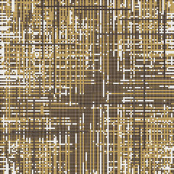 Fabric Brown | Mosaici vetro | Mosaico+
