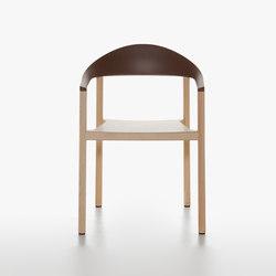 Monza armchair | Sillas para restaurantes | Plank