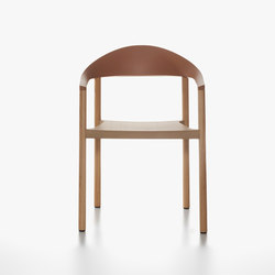 Monza armchair | Restaurant chairs | Plank