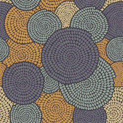 Decor Geometric | Round Blue 10x10 | Mosaïques | Mosaico+