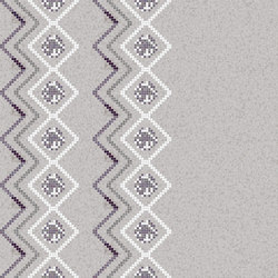 Decor Geometric | Seamless Lilac 15x15 | Mosaïques | Mosaico+