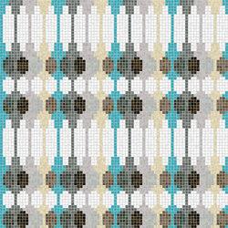 Decor Geometric | String Smoke 15x15 | Mosaici vetro | Mosaico+