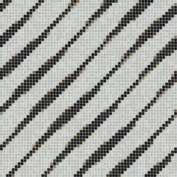 Decor Geometric | Trend Grey 15x15 | Mosaici | Mosaico+