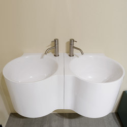 Corner | Wash basins | antoniolupi