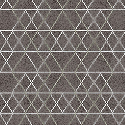 Decor Geometric | Wollen Grey 15x15 | Mosaïques | Mosaico+