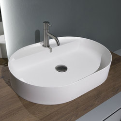 Simplovale | Wash basins | antoniolupi