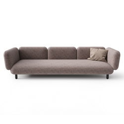 Hobo Contract | Divani lounge | Cappellini
