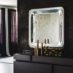 Glenn | Miroirs | Cattelan Italia
