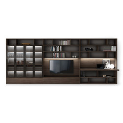 Link System | Wall storage systems | Zalf