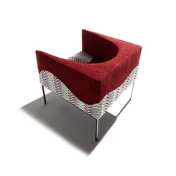 Liola | Lounge chairs | Erba Italia