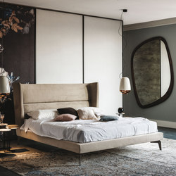 Ludovic | Double beds | Cattelan Italia