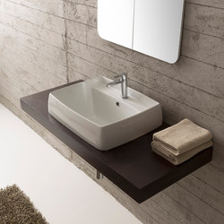 Arco | 60 | Wash basins | Scarabeo Ceramiche