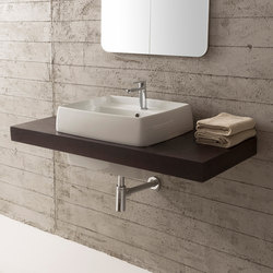 Arco | 80 | Wash basins | Scarabeo Ceramiche