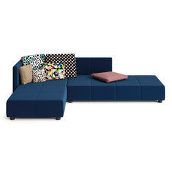 Mill Home | Modular sofa systems | Cappellini