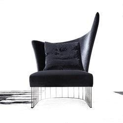 Virgola | Poltrone lounge | Erba Italia