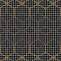 Decor Stylish Transitions | Breakup Brown 10x10 | Glass mosaics | Mosaico+