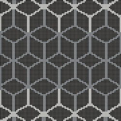 Decor Stylish Transitions | Breakup Grey 10x10 | Mosaïques | Mosaico+