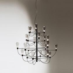 Poseidon | Ceiling suspended chandeliers | Cattelan Italia