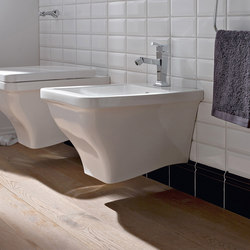 Butterfly | Hung Bidet | Bidets | Scarabeo Ceramiche