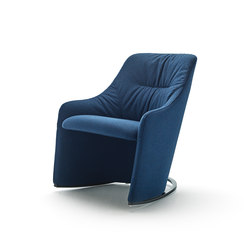 Nagi Low Soft | Lounge chairs | viccarbe
