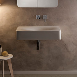 Fuji | 70 | Wash basins | Scarabeo Ceramiche