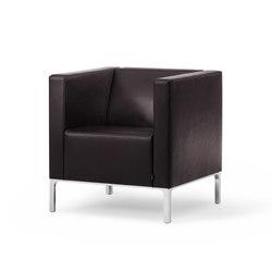 Tasso 2.0 Lounge | Loungesessel | Klöber