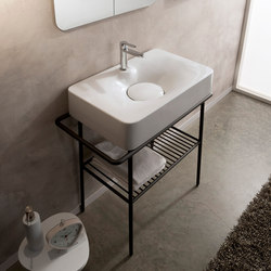 Fuji | 70R | Wash basins | Scarabeo Ceramiche