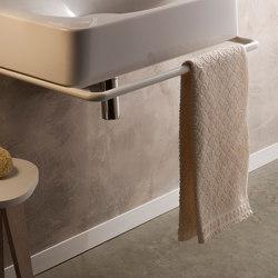 Fuji | Towel Rack | Towel rails | Scarabeo Ceramiche