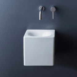 Cube | 24 H24 | Wash basins | Scarabeo Ceramiche